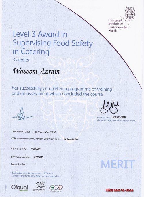 level3-food-safety